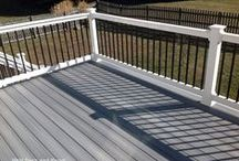 HNH Low Maintenance  & Wood Decks / Vinyl / PVC / composite decking is the most durable and low maintenance material on the market and is great for the person that is always on the run. ACQ pressure treated southern yellow pine wood is considered the most reasonably priced decking material on the market. So, if you are looking for a more natural deck that will last for years, wood is always a great alternative. You can trust that HNH Deck & Porch has build a quality product that will last for years to come.