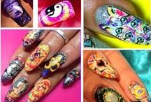 Nails: misc / by Celine C