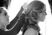 Bridesmaid hair and make up / Wedding day is the most special day for the bride. On this day she wants everything to be perfect. Her hair, bridal makeup and the wedding gown, all this has to be in perfect condition therefore it can be the most memorable day of her life. http://www.gillmcinally.co.uk