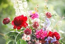 Wildflowers wedding / Inspiration pour mariage dans le style fleurs des champs / champêtre