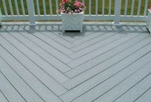 HNH Decking Suppliers / We work only with the best when it comes to decking. Check out our suppliers to get ideas for your new or updated addition.