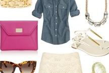 Summer Wardrobe Treats. / by colby stoddard