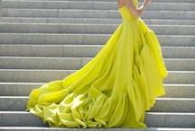 Elegant Gowns/ brides maid dresses / by Leela Southworth