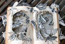 Le livre sous toutes ses formes ! / La beauté des livres...