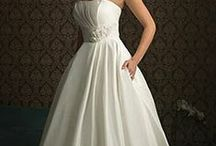 Ideas for the Magical Wedding Gowns / by Leela Southworth