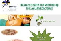 Ayurvedic Treatment / A balanced, healthy, enjoyable and successful life entails harmony between Mind, Body and Spirit. If any one of these suffers an imbalance, disharmony is immediately evident. Nilayoram offer a host of ayurvedic Treatments to enhance, restore and renew your health.  Read more at http://www.ayurvedakerala.biz/ayurveda-spa-kerala.html