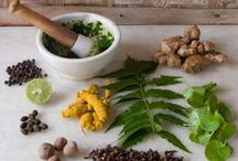 Ayurvedic Herbs / Ayurveda or ayurvedic medicine is a system of traditional medicine native to the Indian subcontinent and a form of alternative medicine.