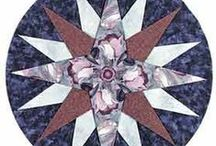 Compass quilts / Compass quilts