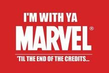 Marvel Universe / My MARVELous obsession... OK I SAW AGE OF ULTRON IF ANYONE WANTS TO TALK WITH ME ABOUT IT FEEL FREE BECAUSE OMG / by Lauren