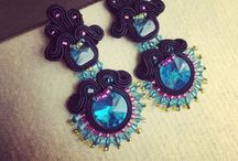 Made by Jašika #soutache / My handmade jewelry, soutache jewelry