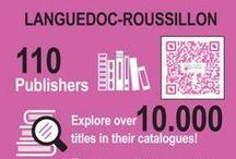 Edition du LR / Les éditeurs du Languedoc-Roussillon et leurs productions
