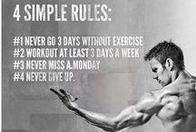 WorkouT / Presented step by step.No equipment. Only bodyweight workout. Néhány leírás a Fegyencedzés c. könyvből van.