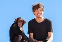 Louis William Tomlinson / The most lovely pics of Loubear