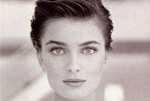 Paulina / Hommage à un mannequin méconnu (en France), Paulina Porizkova, qui est, pour moi, une des femmes les plus belles que Dieu ait offert au Monde.