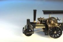 Wilesco Engines / Videos of MiniSteam engines