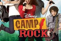 Camp Rock / At a music camp for gifted teens, a popular teen idol overhears a girl singing and sets out to find who the talented voice belongs to. What he doesn't know is that the girl is actually a camp kitchen worker with a fear of being heard.