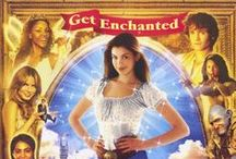 """Ella Enchanted / Burdened with the """"gift"""" of obedience by a fairy godmother, Ella searches for a way to lift the curse that prevents her from pursuing her dreams."""