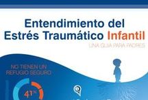 Estrés Pos-traumático Identificación e Intervención / Psicología infantil.