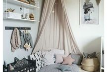 Evie's dream space / Inspiration for little Evie's room