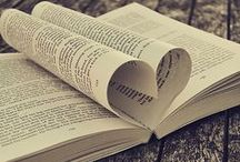 Book Admirer. / What's better than reading; more reading. / by Aubry Jean
