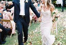 Weddings: Bride + Groom