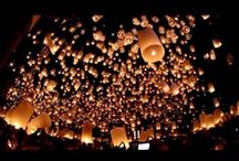 Hot Air Lanterns