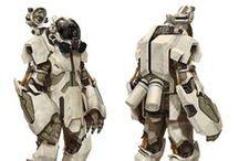 Armor ref - sci-fi