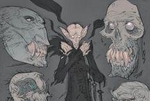 Creatures ref - vamp