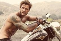 Motorcycle Man / Sexy men on motorcycles ...