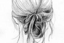 Character anatomy - hair