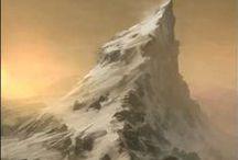 Environment ref - mountains