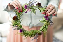Wreaths / Wreaths and garlands