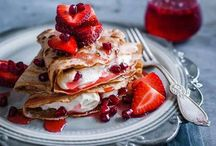 Desserts / Mouth watering pictures and dessert ideas