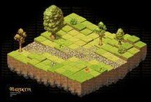 Games - environment