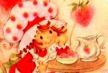 Strawberry Shortcake / by Luz Elena
