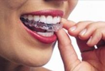 Invisalign / Invisalign is clear and practically invisible, so nothing gets in the way of your new smile.
