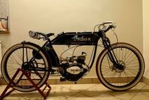 Board Track Racer Indian / Board Track Racer Indian replica