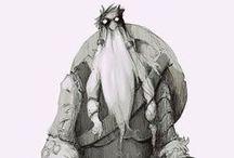 Character ref - viking