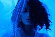 Bleues