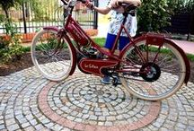 Le Gitan / Just a restored, vintage, French moped. Late 40ties.
