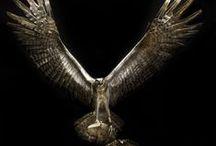 Bird Sculptures / Beautiful sculptures of birds. Sculptures available from www.thesculpturepark.com