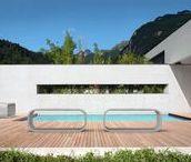 The Modern Garden / Garden inspiration featuring CO33 exclusive concrete furniture