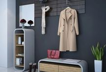 Storage Solutions / Storage solutions featuring CO33 exclusive concrete furniture