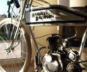 Harley-Davidson replica / Harley-Davidson replica