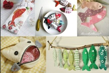 DIY / Mes inspirations Crochet Tricot Couture et Feutrine Hiboux, rayures...