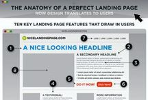 Great Landing Pages / Need some inspiration for landing pages? this is it!