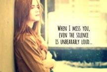 I Miss You: Missing You Quotes, Messages and Poems / I Miss You: Missing You Quotes, Messages and Poems by WishesMessages.com