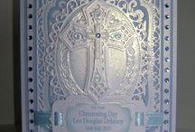 Spellbinders Cards / Cards made using Spellbinders dies. / by Rita Himes