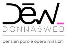 Artdisk | DèW / Restyling for DONNAèWEB + Press Release