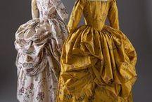 Mode au XVIIIe
